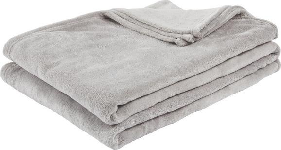 Kuscheldecke Kuschelix Grau - Grau, Textil (140/200cm)