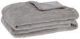 Felldecke Rabbit Silberfarben 150x200cm - Silberfarben, Textil (150/200cm) - Mömax modern living