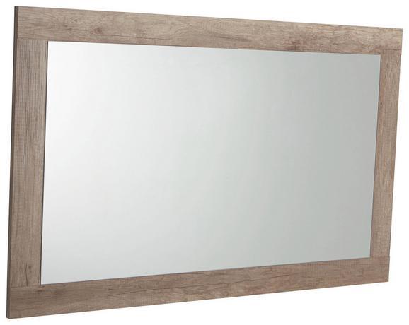 Stensko Ogledalo Malta - hrast, Moderno, les (110/68/2cm) - Mömax modern living