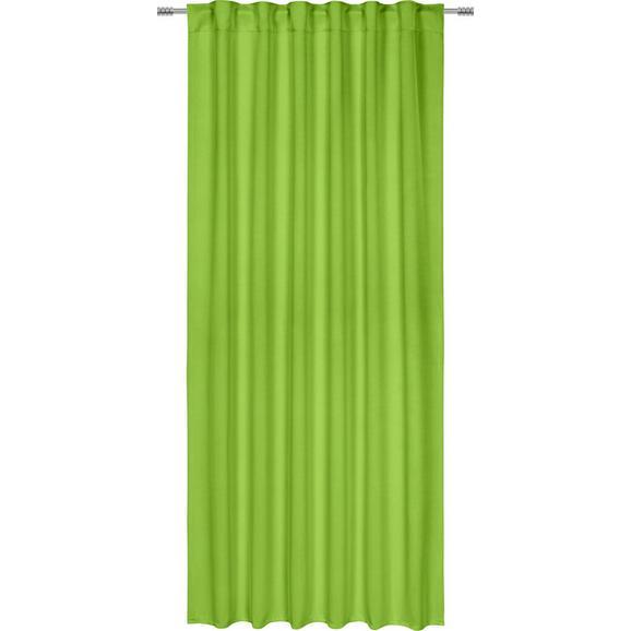 Zatemnitvena Zavesa Riccardo - zelena, Moderno, tekstil (140/245cm) - Premium Living