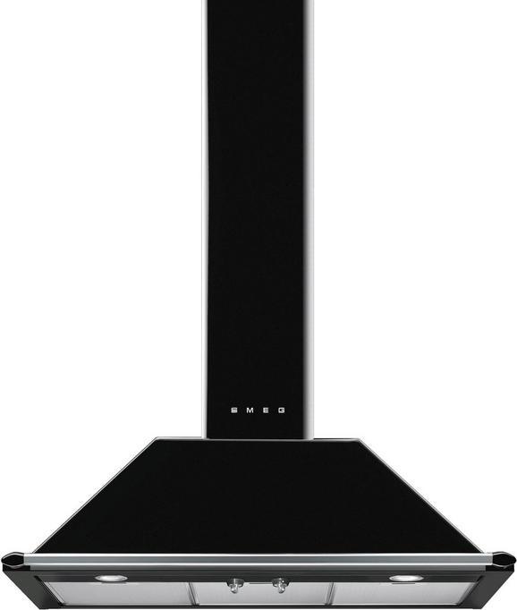 Dunstabzugshaube Smeg Kt90ble - Schwarz (90/115/48cm) - SMEG