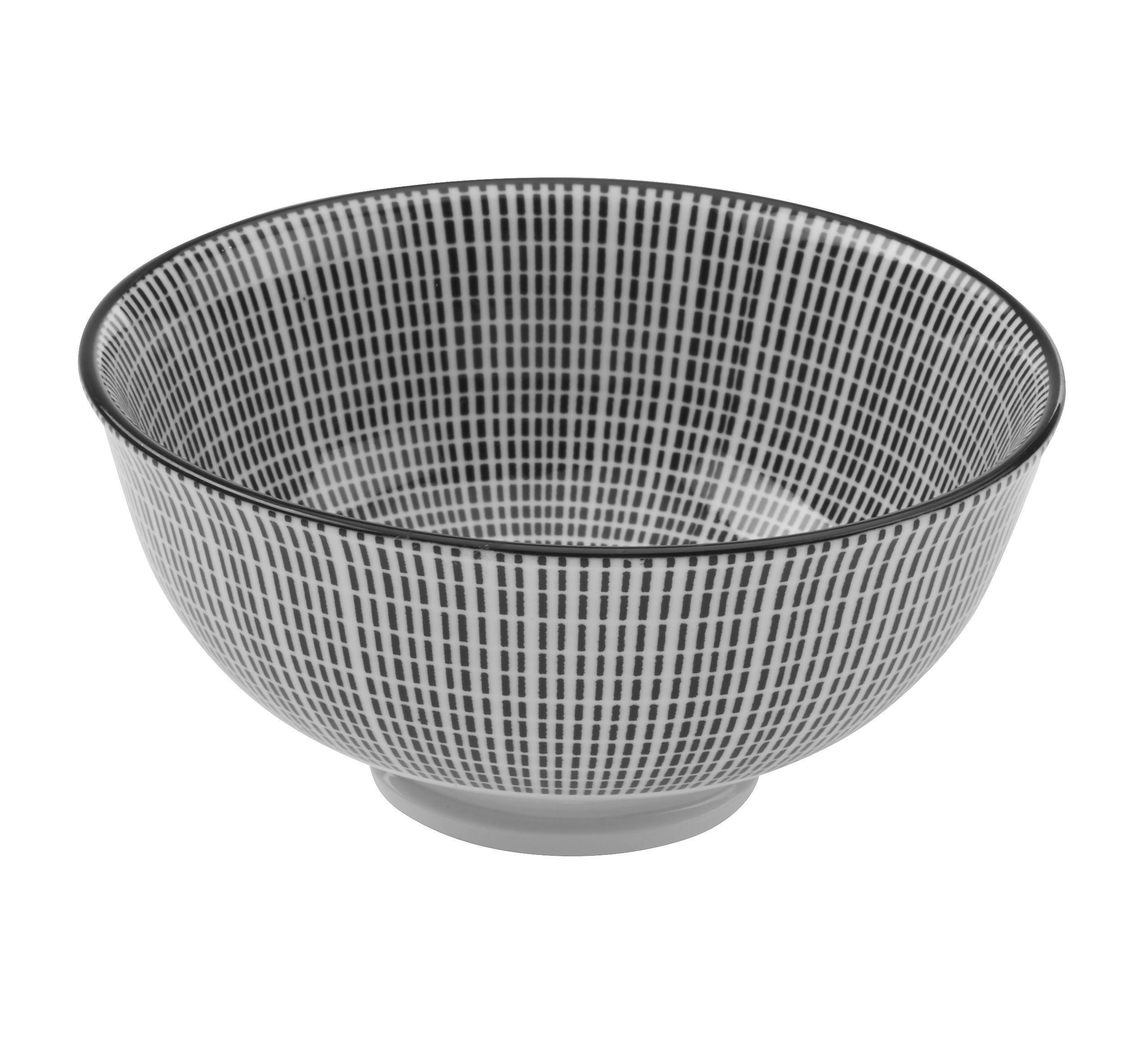 Tál Shiva - fekete/fehér, Lifestyle, kerámia (11,5/5,8cm) - MÖMAX modern living