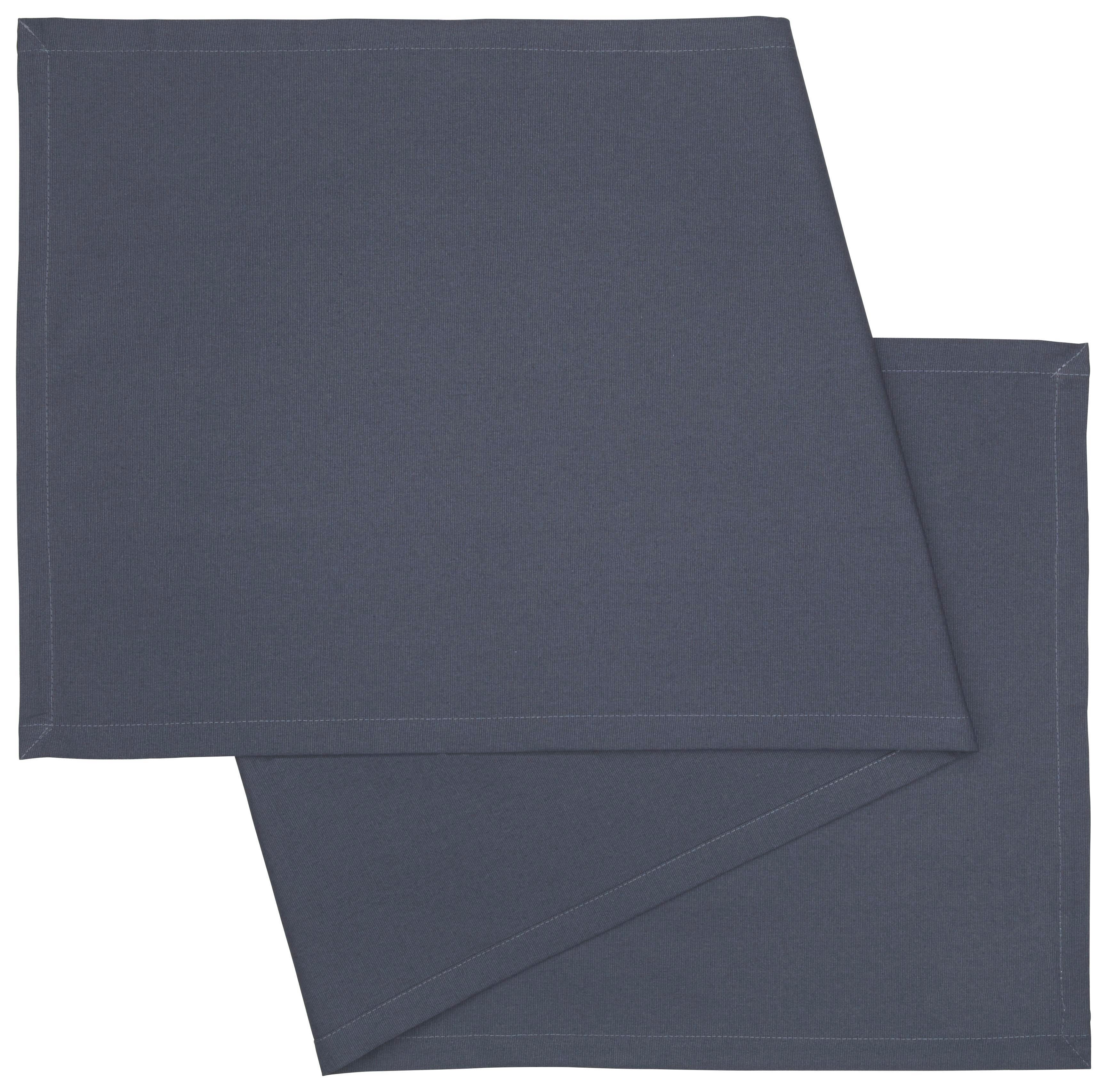Asztali Futó Steffi Neu - sötétszürke, textil (45/150cm) - MÖMAX modern living