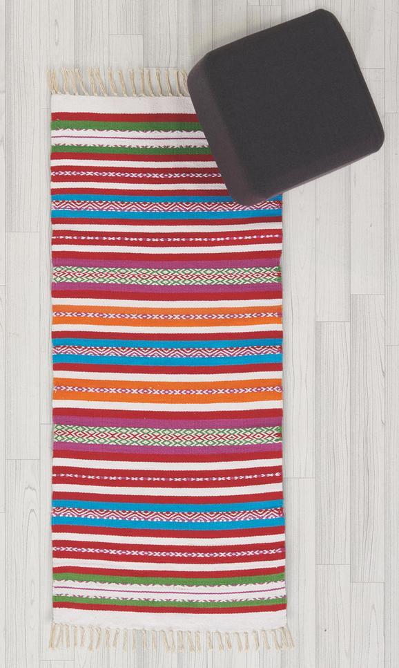 Teppich Marani ca.70x140cm - Multicolor, Textil (70/140cm) - Mömax modern living