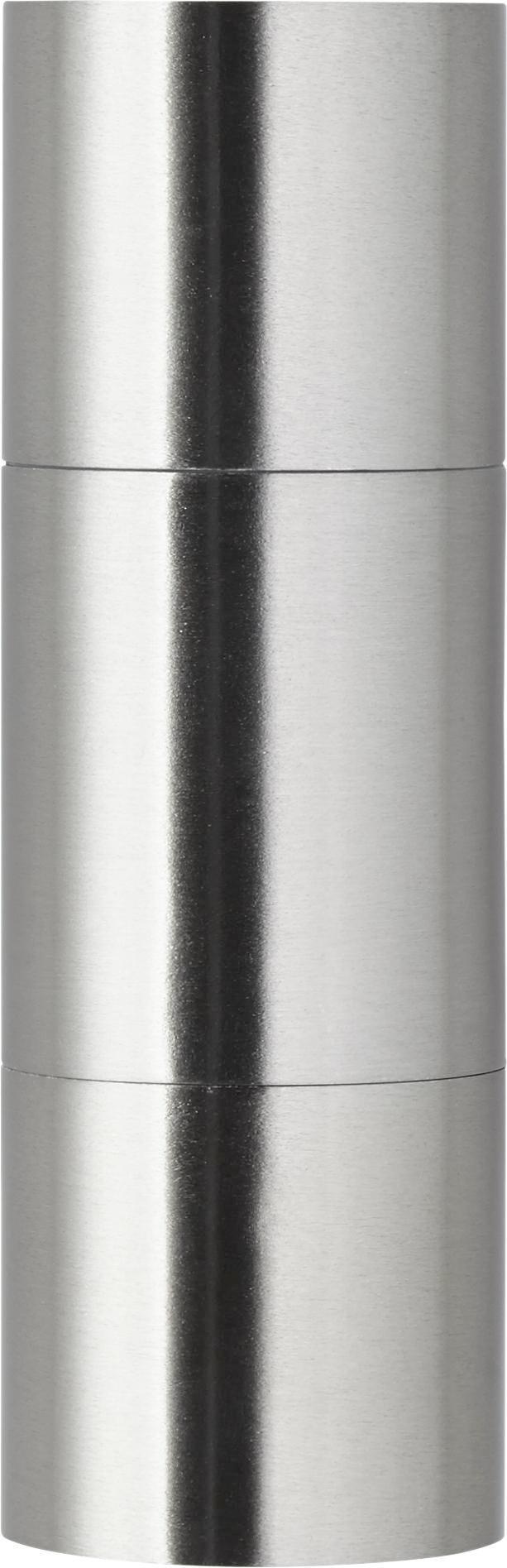Außenleuchte Kenzo - Edelstahlfarben, MODERN, Glas/Metall (6/18cm) - MÖMAX modern living