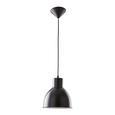 Hängeleuchte max. 42 Watt 'Nessaja' - Schwarz, MODERN, Metall (21,5/130cm) - Bessagi Home