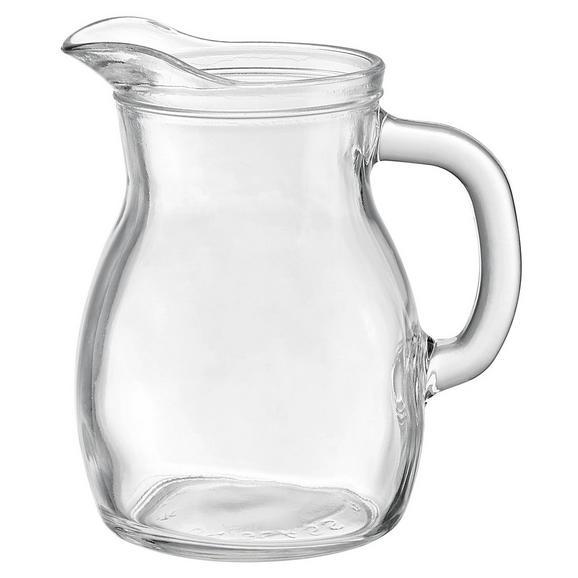 Glaskrug Pitch ca. 250ml - Klar, Glas (8/11,7cm) - Mömax modern living