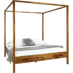 himmelbett 120x200 simple dieses himmelbett ist ein blickfang in ihrem romantisch die. Black Bedroom Furniture Sets. Home Design Ideas