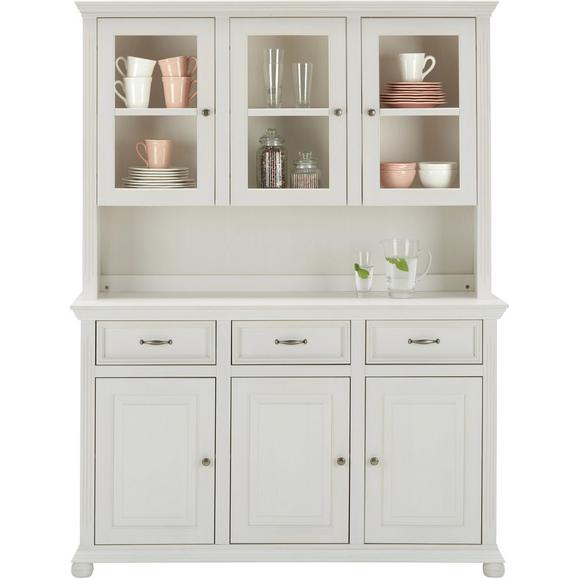 buffet wei massiv online kaufen m max. Black Bedroom Furniture Sets. Home Design Ideas