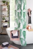 Gästetuch Melanie Rosa - Rosa, Textil (30/50cm) - Mömax modern living