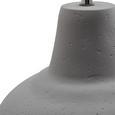 Hängeleuchte max. 42 Watt 'Madita' - Grau, MODERN, Stein (30/123cm) - Bessagi Home