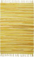 Krpanka Tonal 2 - rumena, Trendi, tekstil (70/200cm) - Mömax modern living