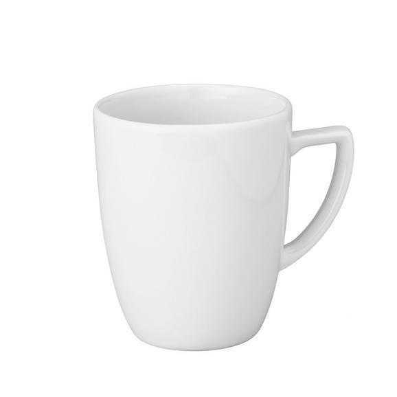 Kávésbögre Opera - fehér, modern, kerámia (11/9,7/8cm) - MÖMAX modern living