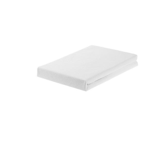 Matratzenschoner in Weiß ca. 70x140cm - Weiß, Textil (70/140cm) - Mömax modern living