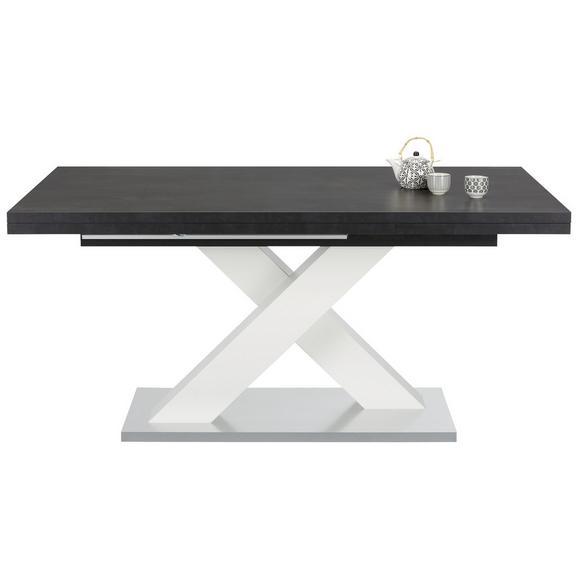 esstisch schwarz wei online kaufen m max. Black Bedroom Furniture Sets. Home Design Ideas