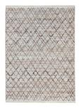 Webteppich Prestige Creme/Grau 120x160cm - Creme/Grau, Textil (120/160cm) - Mömax modern living