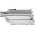 Dunstabzugshaube Mican 60400 - Edelstahlfarben, LIFESTYLE, Metall (60/17,4/31cm) - Mican