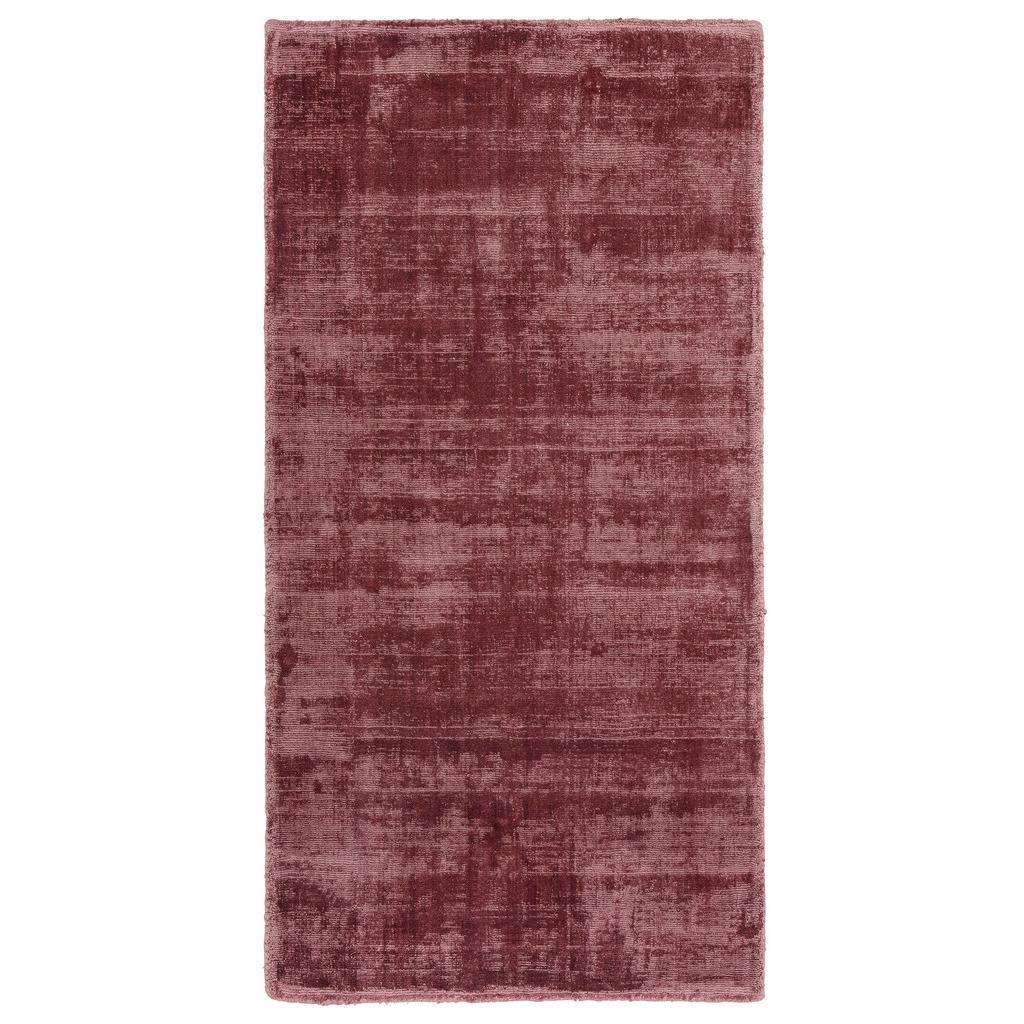 Webteppich Andrea Flieder, 120x170cm | Heimtextilien > Teppiche > Sonstige-Teppiche | Flieder | Viskose - Baumwolle | Mömax modern living