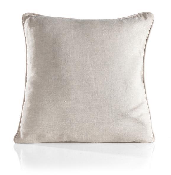 Kissen Harald 50x50cm - Hellgrau, Textil (50/50cm) - Mömax modern living