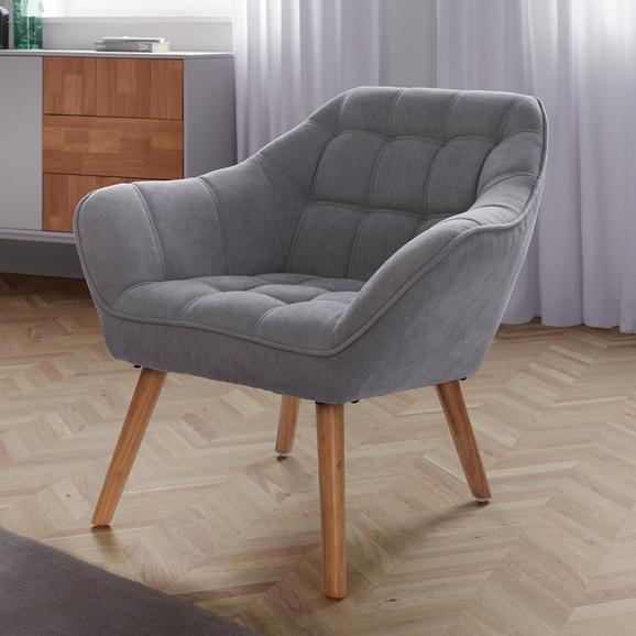 Sessel in Hellgrau online bestellen