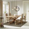 Scaun Industry - culoare natur, Lifestyle, lemn (45/100/52cm) - Zandiara