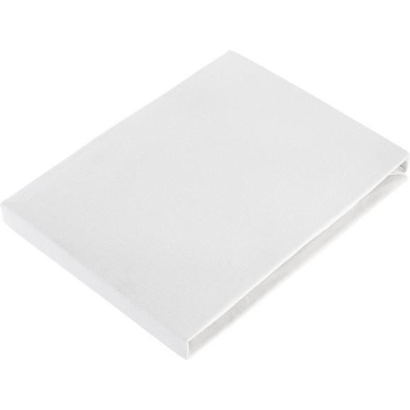 Gumis Lepedő Basic 100/200 - Ezüst, Textil (100/200cm) - Mömax modern living