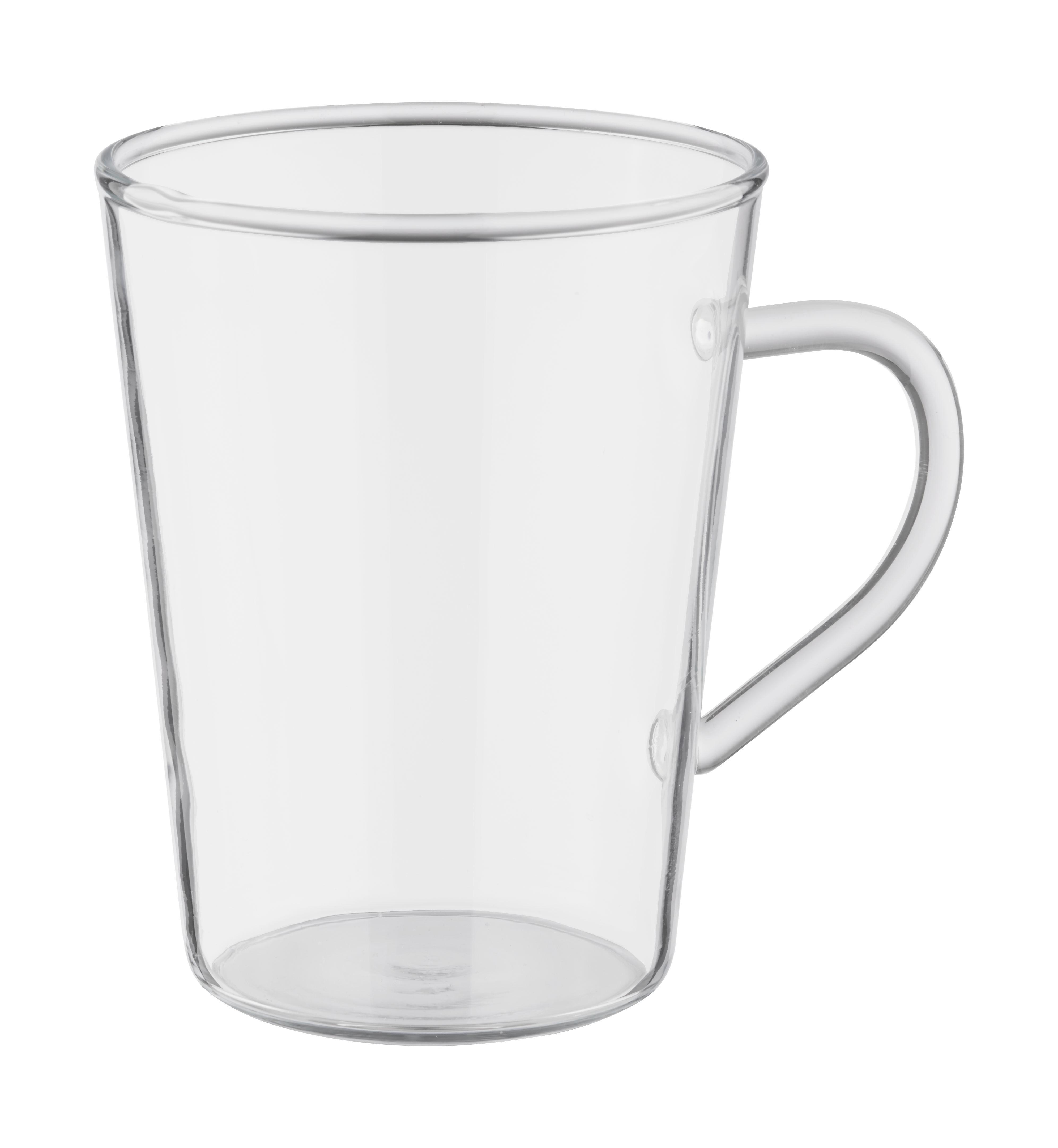 Teeglas 6er Pack, ca. 250ml - Glas - MÖMAX modern living