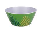 Tál Alisha - Sárga/Zöld, Műanyag (15cm) - MÖMAX modern living