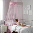 Himmel Kathi Rosa - Rosa, ROMANTIK / LANDHAUS, Textil (60/250/1000cm) - Mömax modern living
