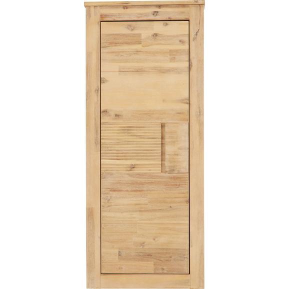 Viseči Element Aruba - akacija, Konvencionalno, les (50/120/35cm)