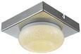 LED-Wandleuchte Pete, max. 3,5 Watt - Chromfarben, ROMANTIK / LANDHAUS, Kunststoff/Metall (14/6,5cm) - Mömax modern living