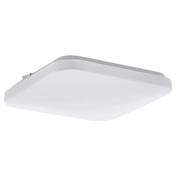 LED-Deckenleuchte max. 11,5 Watt 'Frania' - Weiß, MODERN, Kunststoff/Metall (28/28/7cm)