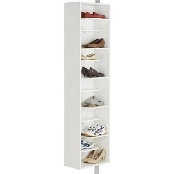 Schuhschrank in Weiß mit Drehfunktion online kaufen ➤ mömax