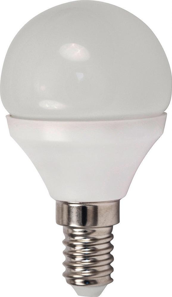Žarnica C80194 -eö- - bela, kovina/umetna masa (4,5/7,9cm) - Mömax modern living