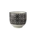Ceașcă Pentru Ceai Shiva - alb/negru, Lifestyle, ceramică (7/6cm) - Modern Living