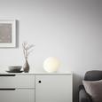 Asztali Lámpa Balla - Fehér, Üveg (25cm) - Mömax modern living