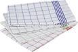 Geschirrtuch-Set London - Blau/Rot, Textil (50/70cm) - Mömax modern living