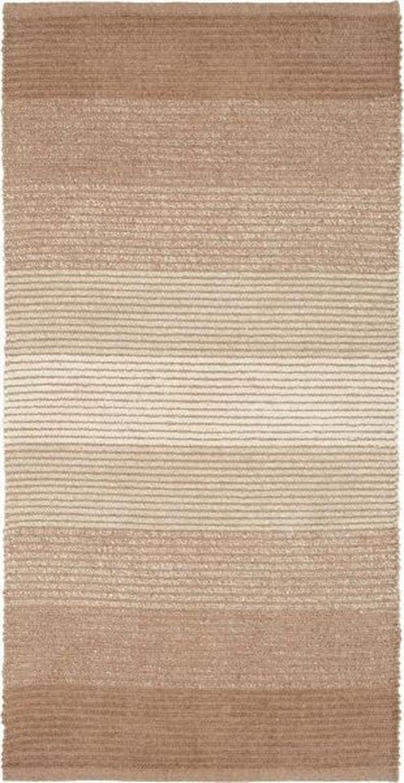 Rongyszőnyeg Malto - Bézs, modern, Textil (70/140cm) - Mömax modern living