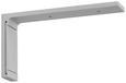 Träger Style Lang Weiß - Weiß, Metall (11,5cm) - Premium Living