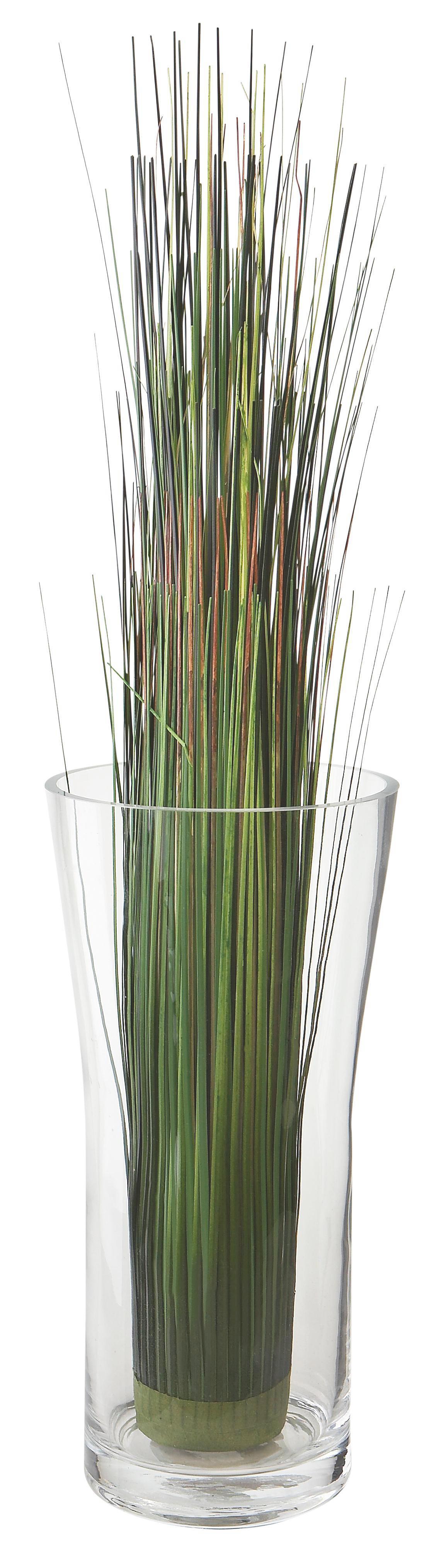 Fűcsomó Markus - zöld, műanyag (5,5/48cm)