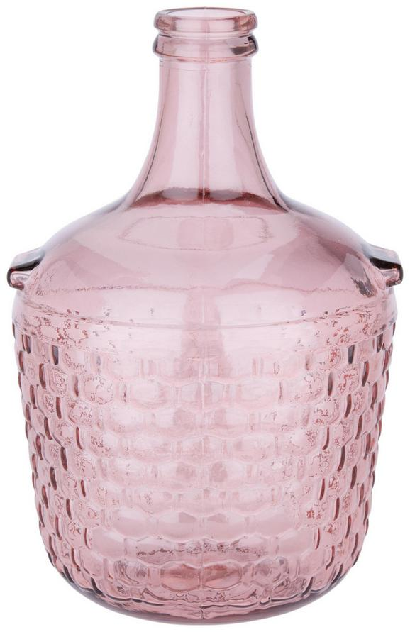 Vase Sabrina aus Glas - Klar, Glas (4l) - Mömax modern living