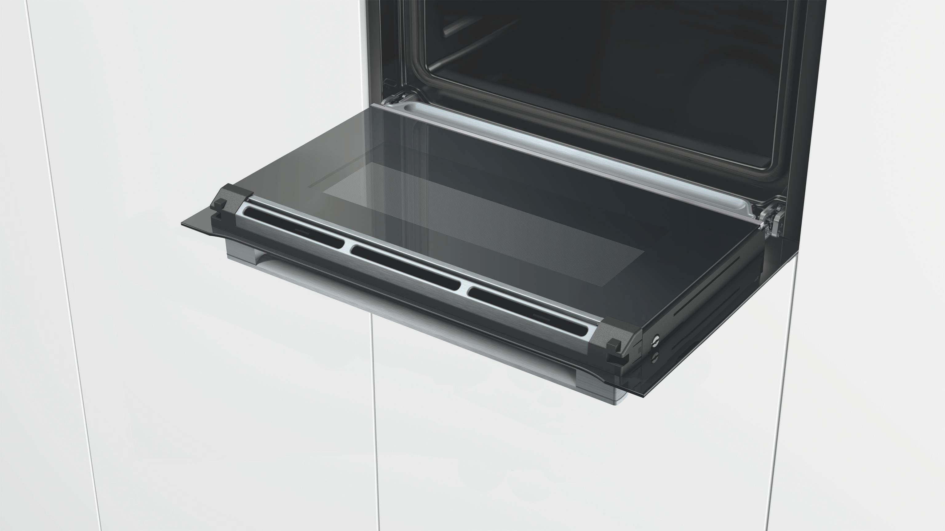 Kompaktbackofen Bosch Csg656rb6, EEZ A+ - Glas (59,5/45,5/54,8cm) - BOSCH