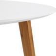 Couchtisch Antje 2-tlg. - Weiß/Kieferfarben, MODERN, Holz (60/40/60/40/48/40cm) - Mömax modern living