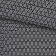 Bettwäsche Roland Grau 135x200cm - Blau/Rot, Textil (135/200cm) - Mömax modern living