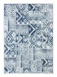 Tuftteppich Kashi Blau/Grau 160x230cm - Blau/Grau, Textil (160/230cm) - Mömax modern living