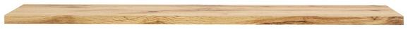 Wandboard Eiche - Eichefarben, Holz (80/1,8/25cm) - Mömax modern living