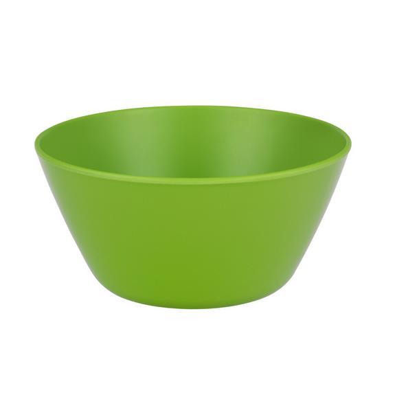 Tál Alisha Uni - Zöld, Műanyag (15cm) - Mömax modern living