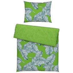 Ágyneműhuzat Jackson Wende - Zöld, modern, Textil (140/200cm) - Mömax modern living