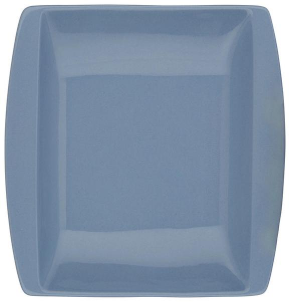 Suppenteller Pura aus Keramik Ø ca. 20,4cm - Hellblau, MODERN, Keramik (20,4/20,4cm) - Mömax modern living