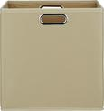 Škatla Za Shranjevanje Ivy - sivo rjava, kovina/umetna masa (33/32/33cm) - Mömax modern living